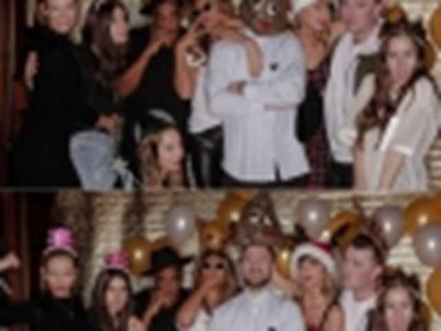 Karlie Kloss, Haim, Beyoncé, Jay Z, Justin Timberlake, Sam Smith