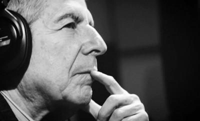 Foto: Leonard Cohen - Página Oficial Facebook