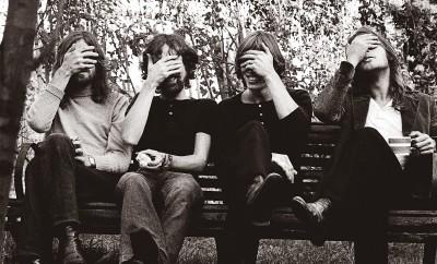 Foto: Pink Floyd - Página Oficial Facebook