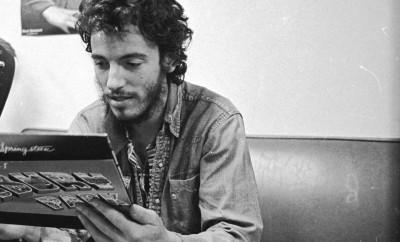 Foto: Bruce Springsteen - Página Oficial Facebook