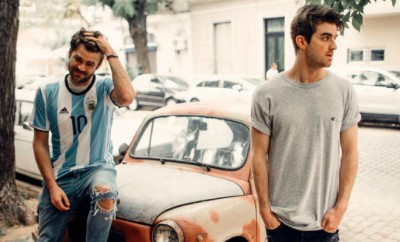 Foto: The Chainsmokers - Facebook oficial