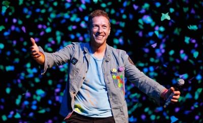 Créditos: Coldplay - Página Oficial Facebook