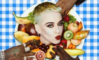 "Foto: Katy Perry ""Bon Appétit"" cover - Instagram @katyperry"