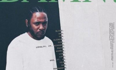 Foto: Kendrick Lamar - Página Oficial Facebook
