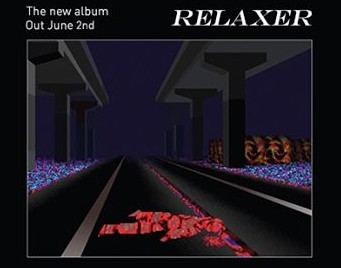 "Foto: Art cover do álbum ""Relaxer"" - Facebook Oficial dos Alt-J"