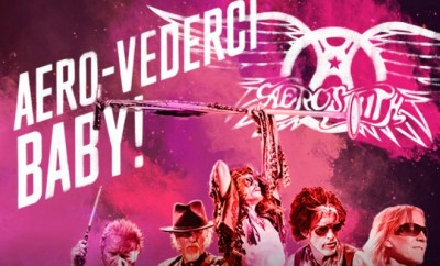 Foto: Aerosmith - Site Oficial da Everything is New
