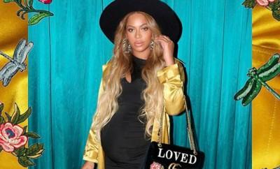 Foto: Beyoncé - Instagram @beyonce