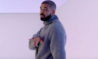 Foto: Drake in Hotline Bling - Youtube Oficial