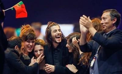Foto: Salvador Sobral ganha Eurovisão - @salvadorsobral.music