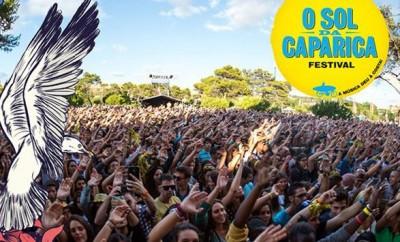Foto: Festival Sol da Caparica - Facebook