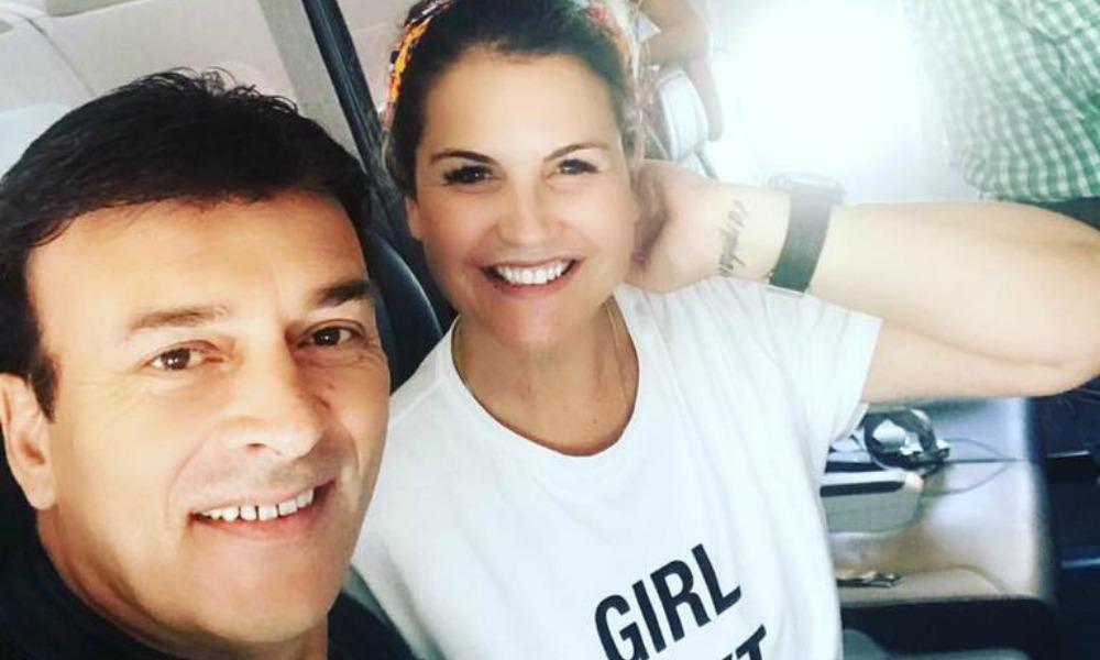 Katia Aveiro e Tony Carreira