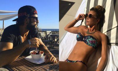José Fidalgo e Oceana Basílio