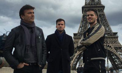 Tony Carreira, David Carreira e Mickael Carreira