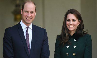 Príncipe William e Kate Middleton esperam o terceiro bebé da Família Real Britânica.