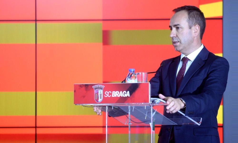 António Salvador - SC Braga
