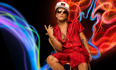 Bruno Mars no Rock in Rio