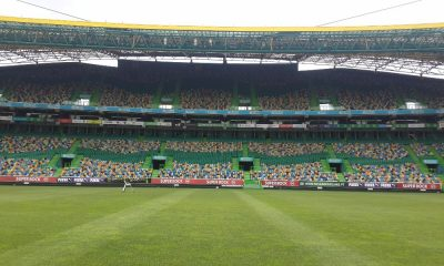 Estádio José Alvalade, casa do Sporting