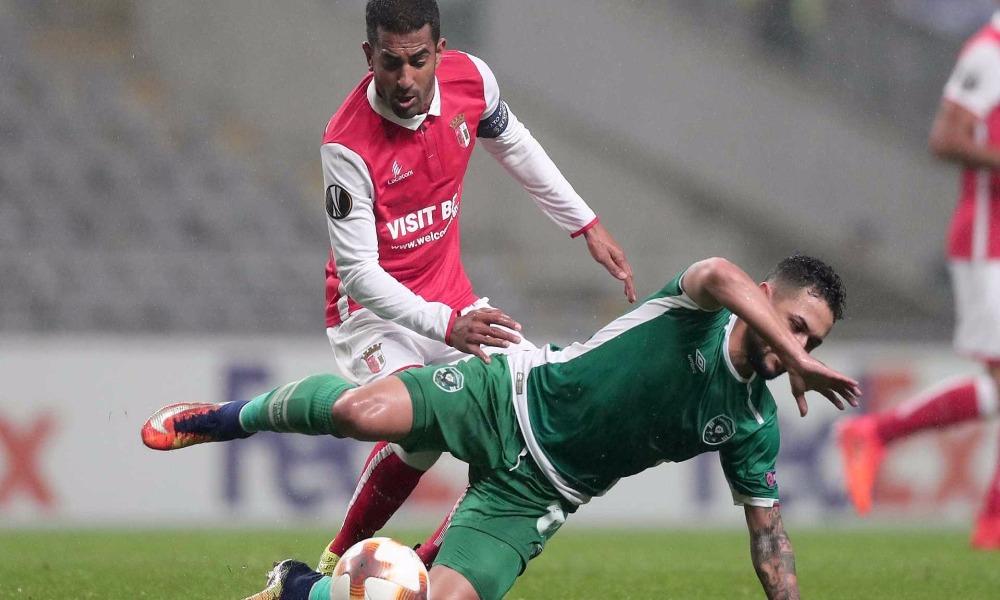 Braga guimaraes jogo