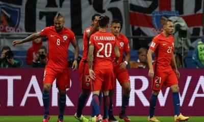 Seleção do Chile envolvida em polémica