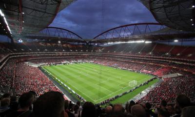 Estádio da Luz, casa do Benfica