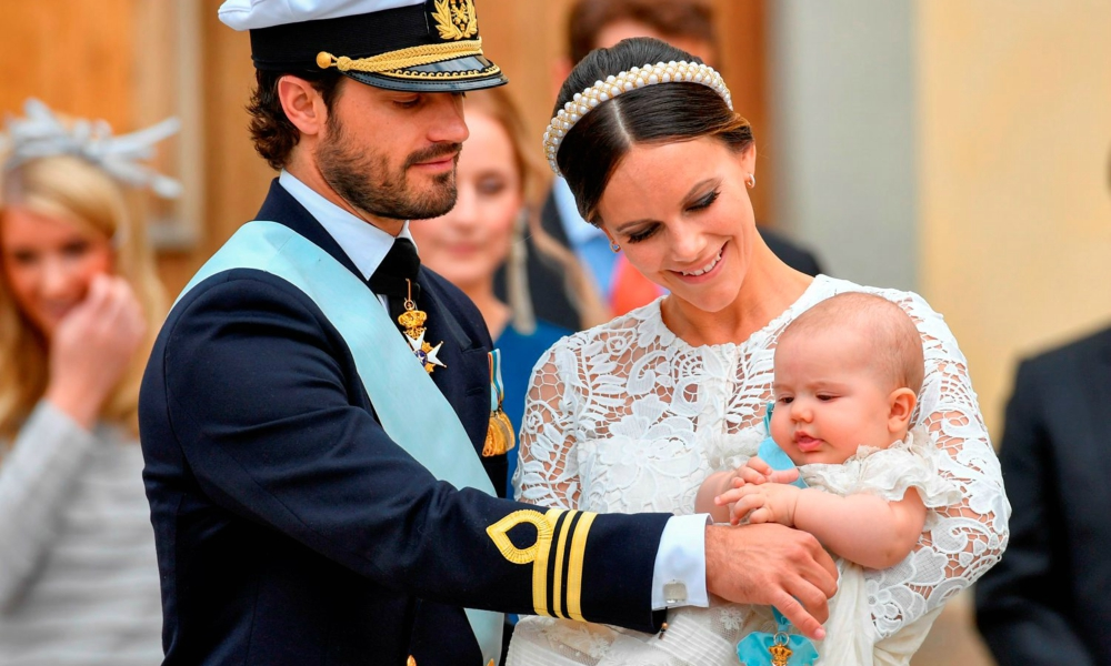 Família Real Sueca