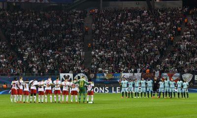 Equipas do FC Porto e RB Leipzig