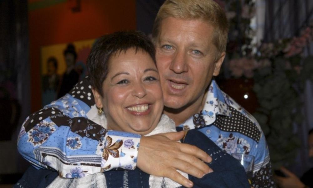 Herman José e Maria Vieira