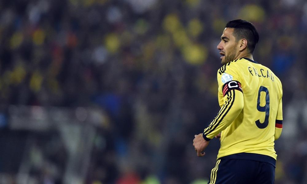 Radamel Falcão terá pedido aos peruanos para não atacarem
