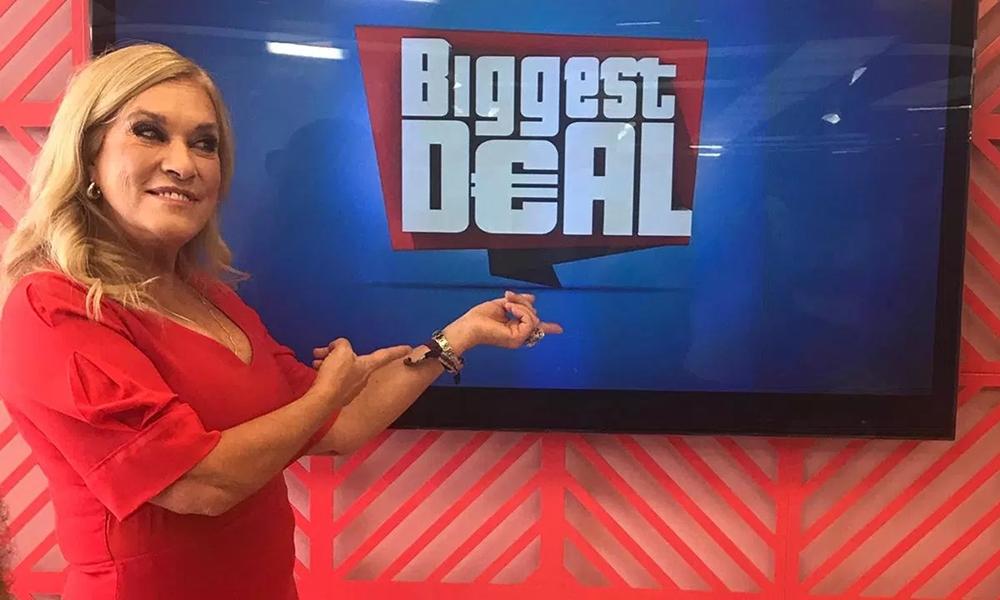 Teresa Gulherme apresenta The Biggest Deal