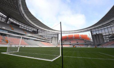 Ekaterinburg Arena é completamente renovado para o Mundial 2018