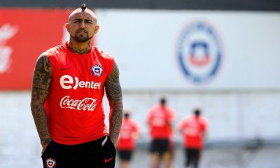 Arturo Vidal é o mais visado por Sampaoli
