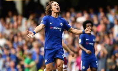 David Luiz terá discutido com o treinador do Chelsea