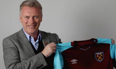 David Moyes é o novo treinador dos 'hammers'