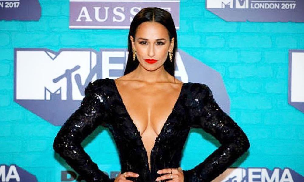 Rita Pereira nos MTV EMA 2017