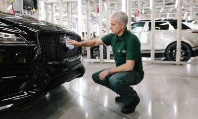 José Mourinho deu os últimos retoques no seu novo carro
