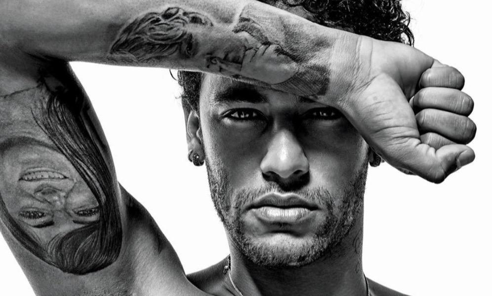 Neymar foi obrigado a mudar de casa