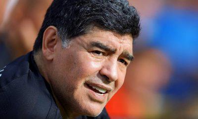 Maradona moveu um processo contra a ex-mulher