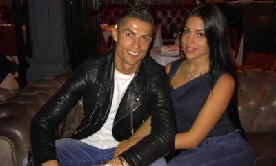 Cristiano Ronaldo e Georgina jantaram no restaurante Tatel Madrid