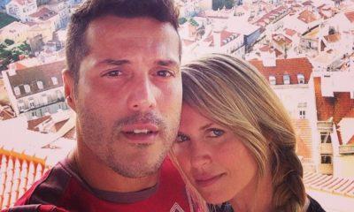 Júlio César e a mulher em Lisboa