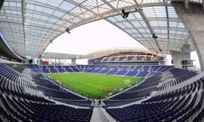 Estádio do Dragão pode vir a receber a final da Liga Europa organizada pela UEFA