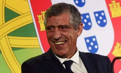 Fernando Santos anunciou a convocatória