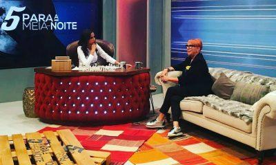 Claúdio Ramos critica Filomena Cautela por causa da sua entrevista a Ana Bola