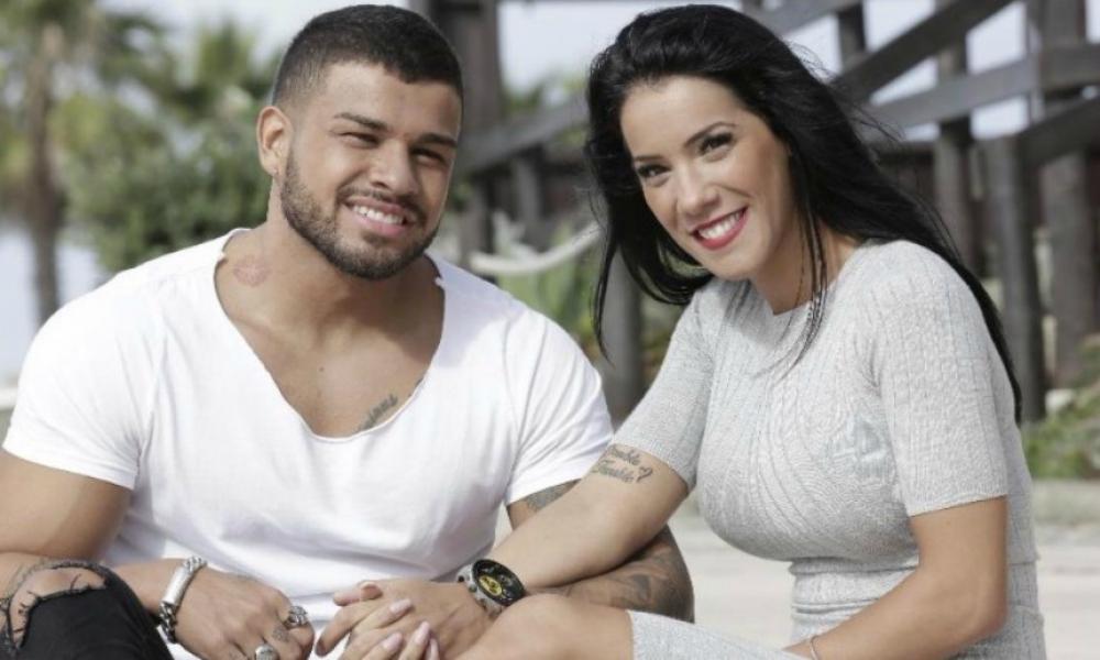 Andreia Machado e Ítalo Lima