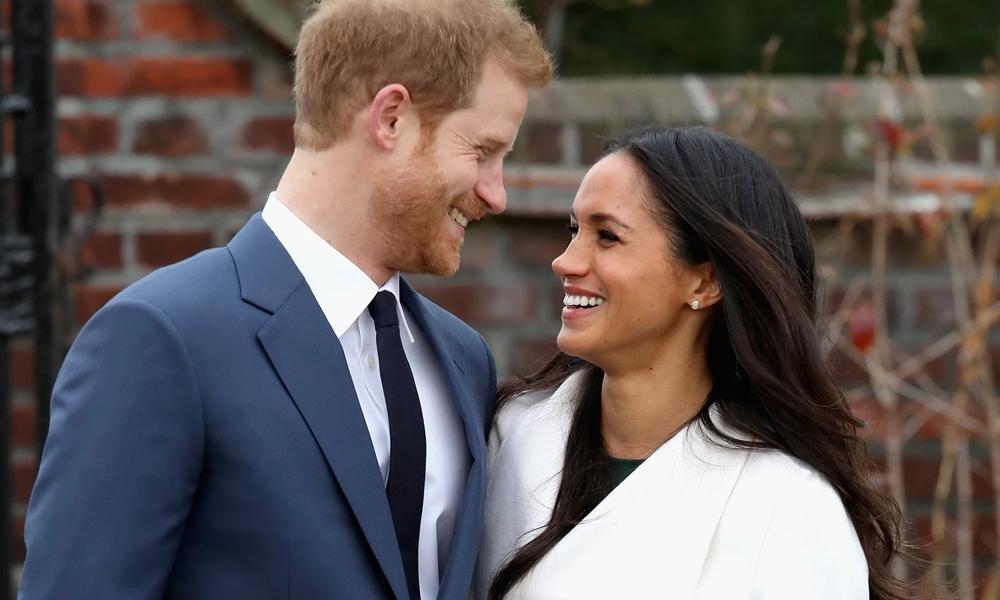 Príncipe Harry e Meghan Markle - casamento real