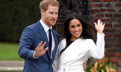 Príncipe Harry e Meghan Markle anunciam noivado