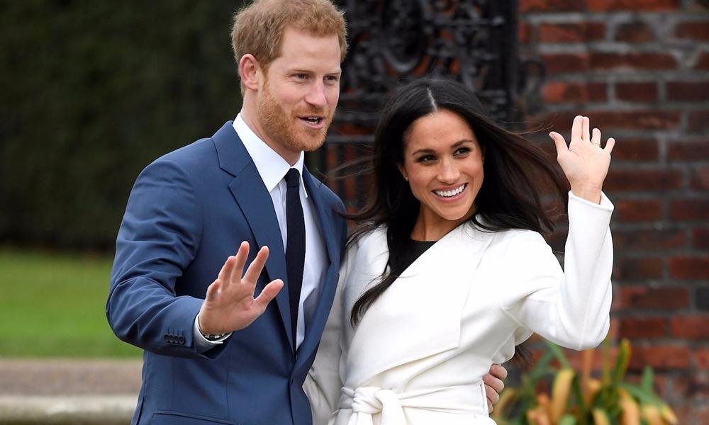 Príncipe Harry e Meghan Markle anunciam noivado