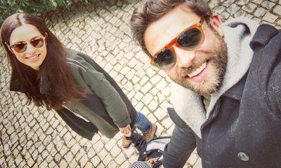 Vera Kolodzig e Diogo Amaral