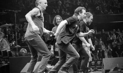 Os Pearl Jam serão cabeças-de-cartaz na próxima edição do NOS Alive