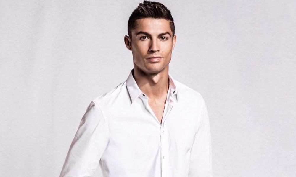 Cristiano Ronaldo foi alvo de burla por um italiano