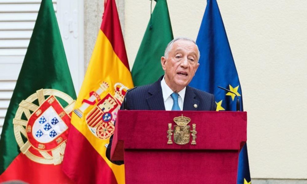 Marcelo Rebelo de Sousa foi uma das personalidades de 2017